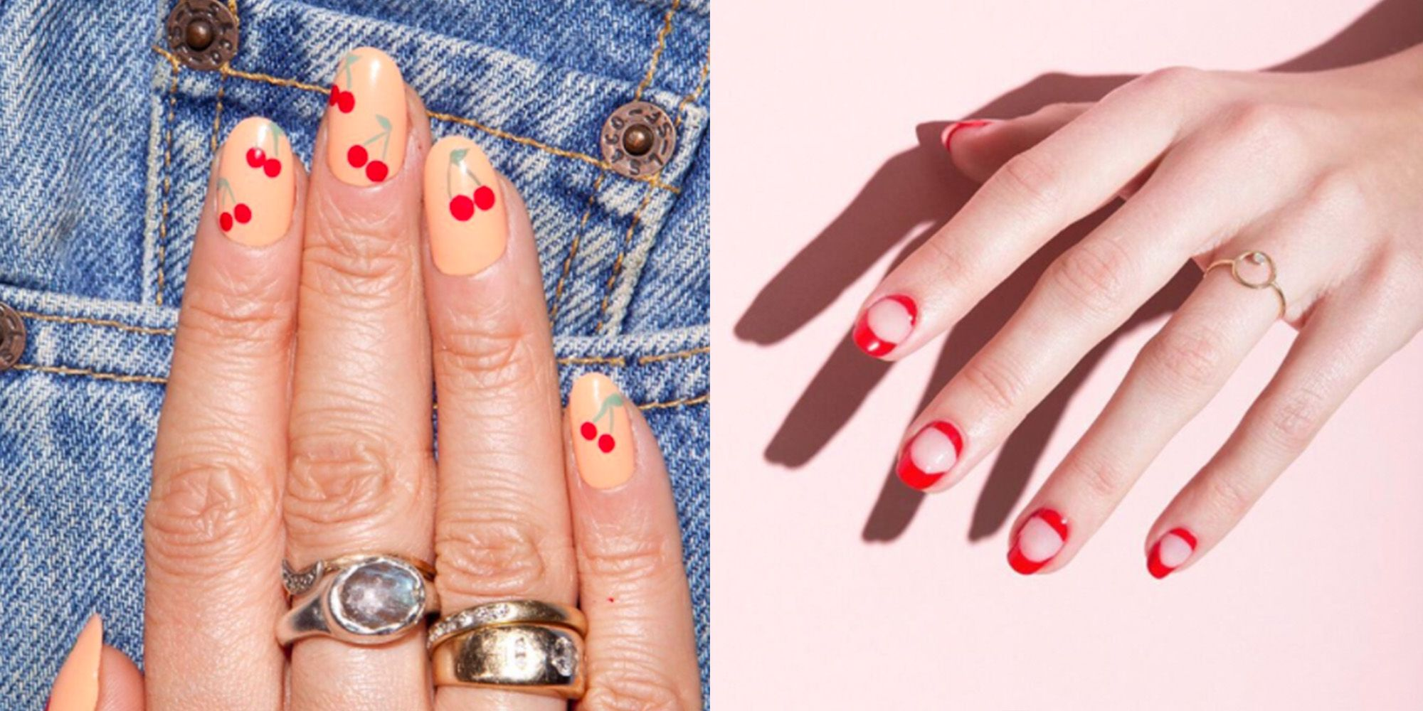 18 Instagram-Worthy Nail Art Designs to Celebrate the Fourth of July