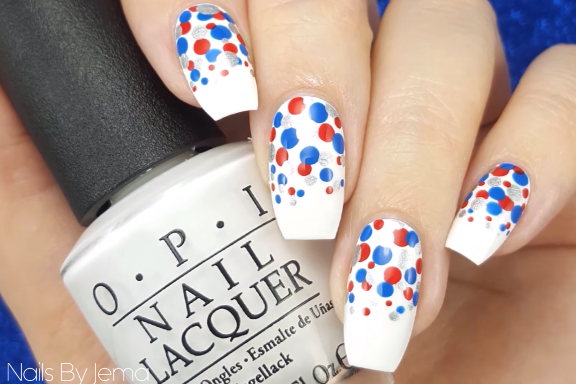 22 Best 4th Of July Nail Art Designs Cool Ideas For Patriotic