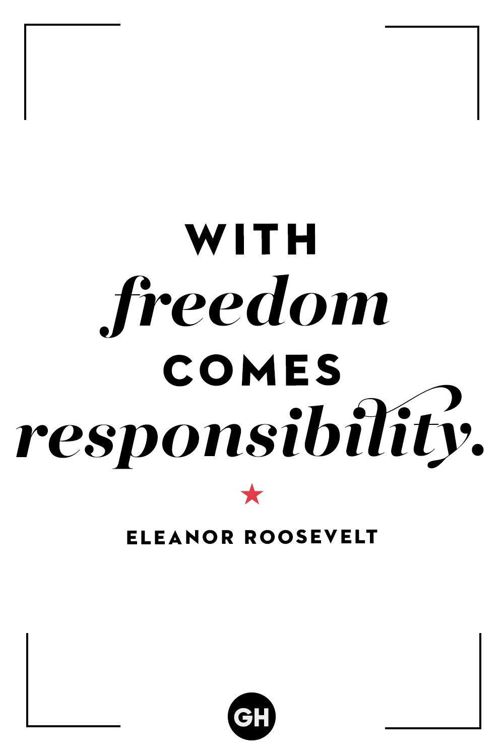 fourth of july quotes eleanor roosevelt
