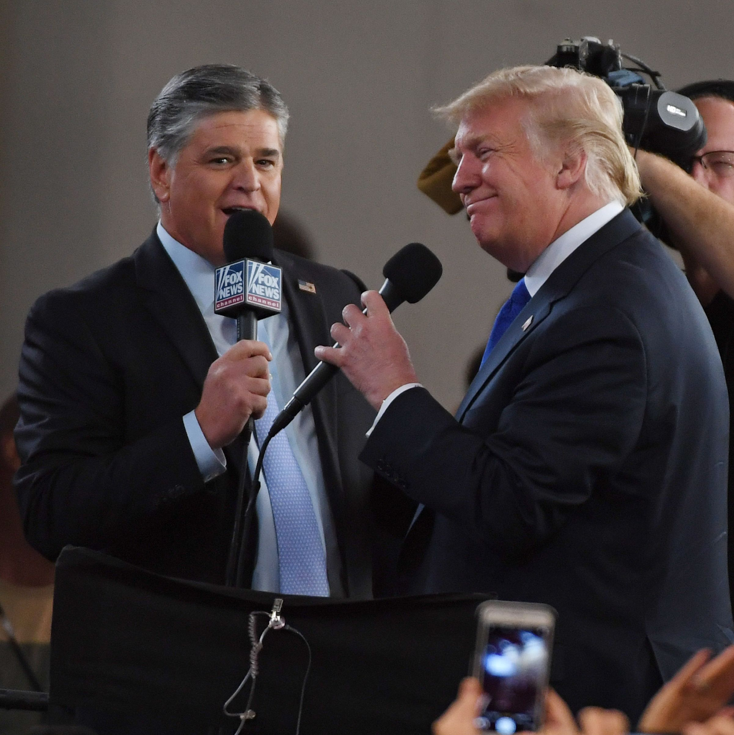 Trump Tweets Fox News Clips Directly as the Symbiosis of Stupid Reaches a Climax