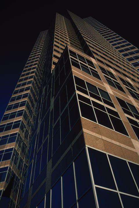 fox plaza building, century city, los angeles, ca