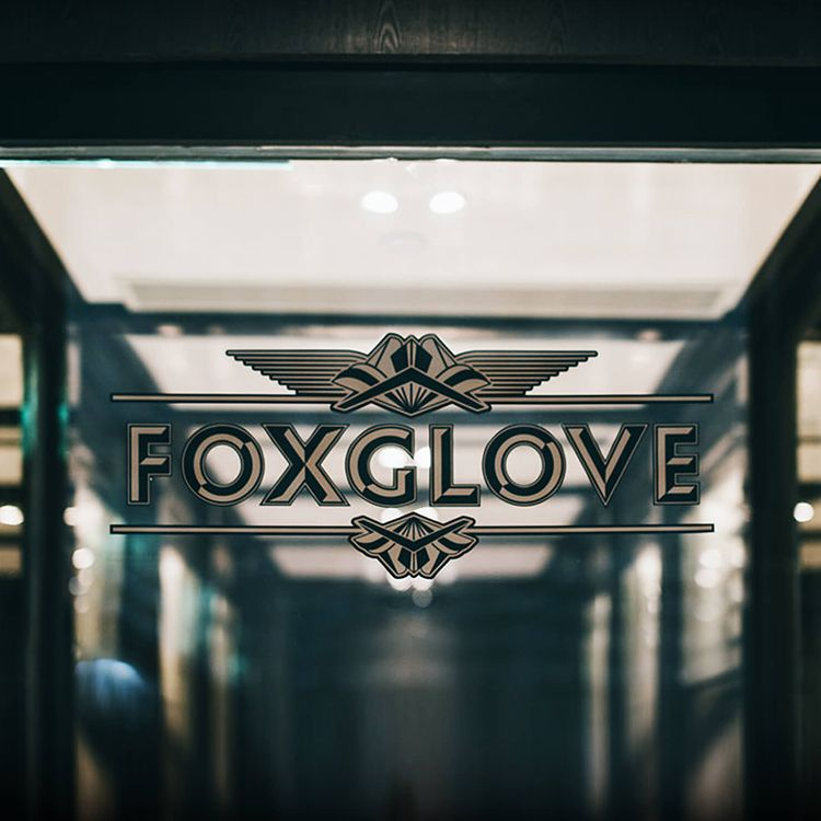 Foxglove — Hong Kong speakeasy