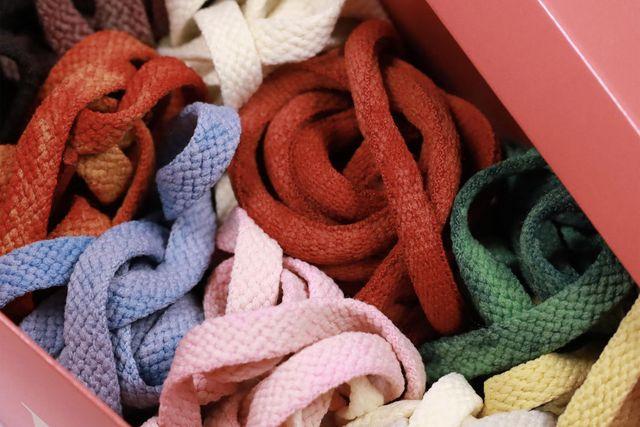 foxtrot laces