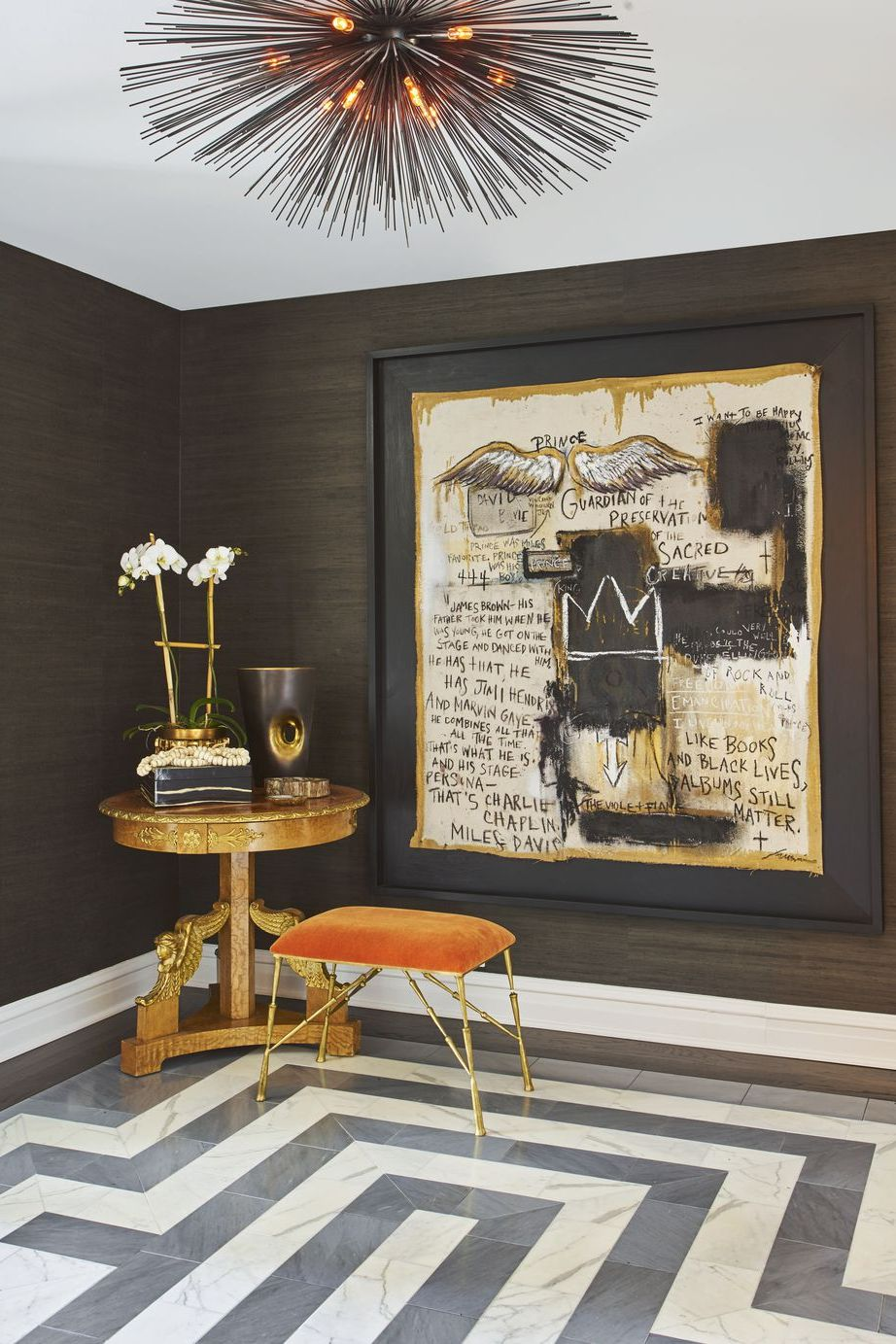 15 Entrance Hall Table Styles To Marvel At: Best Foyer Decorating Ideas