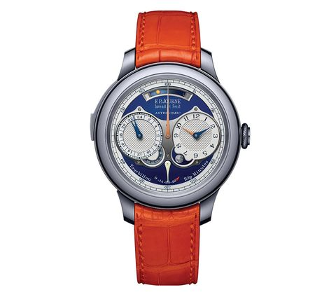 F.P. Journe Astronomic Blue Only Watch 2019