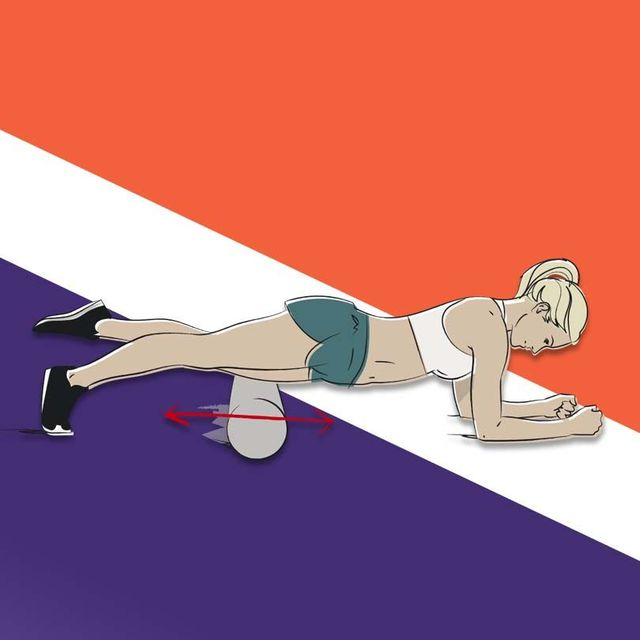 5 foam roller exercises to help tired muscles recover