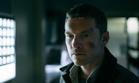 'Fractura, tráiler de lo nuevo de Sam Worthington para Netflix