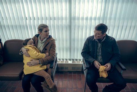 Fractured, Sam Worthington, Lily Rabe