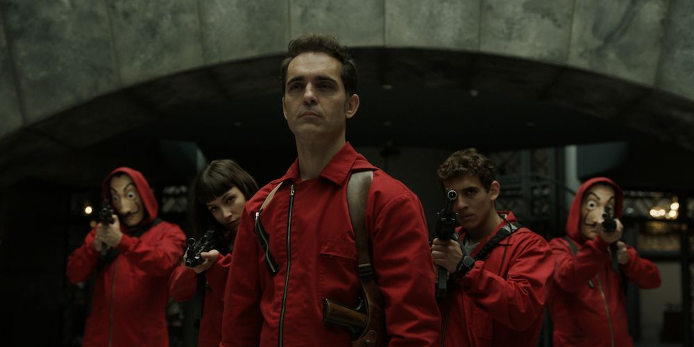 "A Recap of Everyone Who Has Died on ""Money Heist"" So Far"