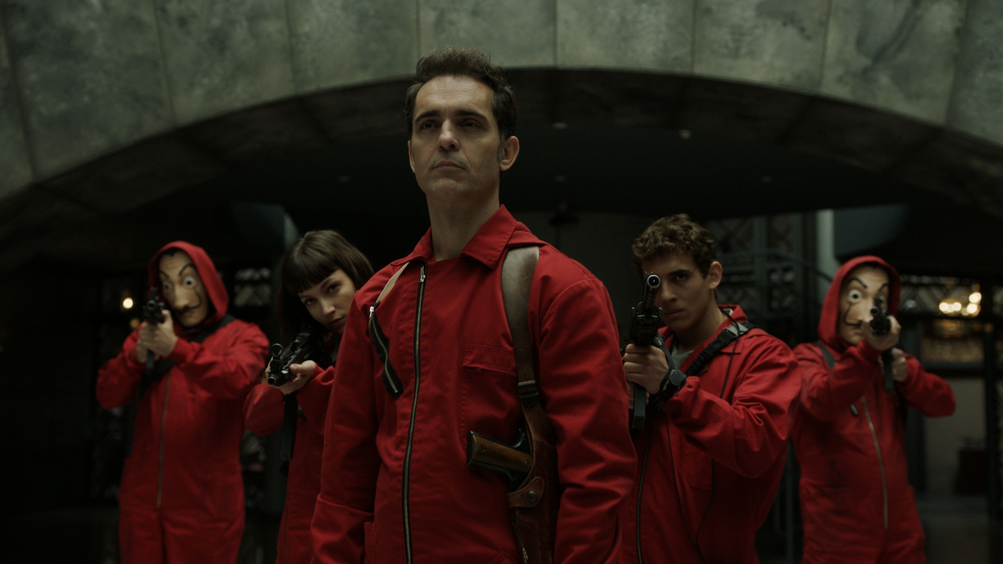 5 Shows Like Netflix's La Casa de Papel (Money Heist)
