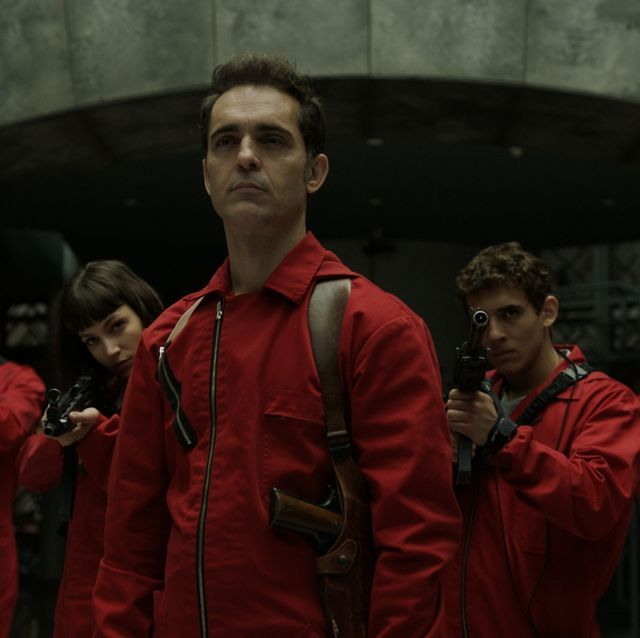 5 Shows Like Netflixs La Casa De Papel Money Heist
