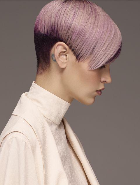 Hair, Hairstyle, Bob cut, Chin, Forehead, Hair coloring, Bowl cut, Crop, Asymmetric cut, Wig,