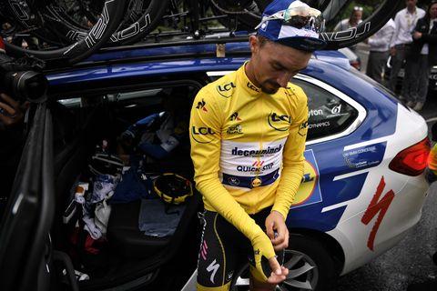 Tour de France Stage 19 Ends Early - Egan Bernal Takes Lead