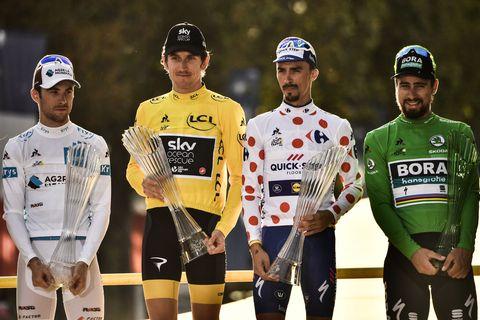 e4e6b02bad008 Tour de France Jersey Colors - What the Tour de France Jerseys Mean