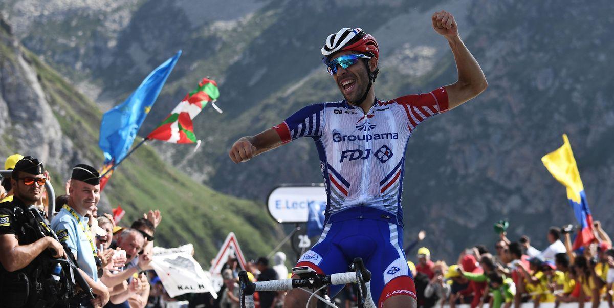 Thibaut Pinot Wins Tour De France Stage 14 Julian