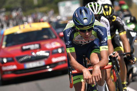 Tour de France Breakaway