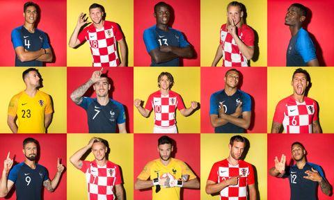 Team, Jersey, Sportswear, T-shirt, Youth, Uniform, Sleeve, Team sport, Player, Art,