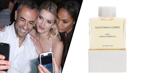 Designer Francisco Costa's new skincare line Costa Brazil