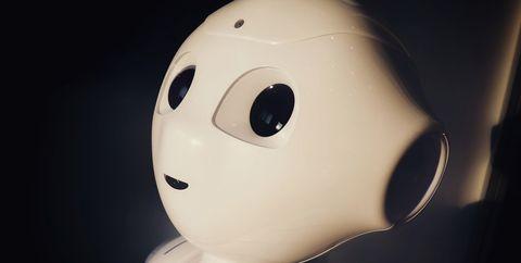 Head, Figurine, Smile, Fiction,