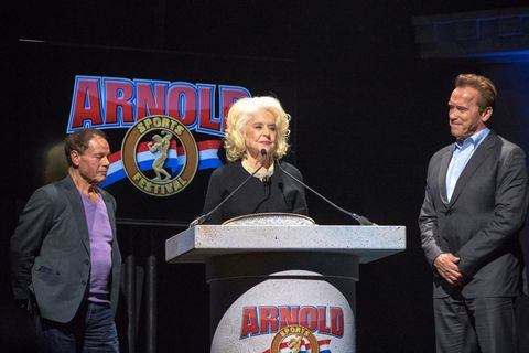 OTHER: MAR 04 Arnold Sports Festival