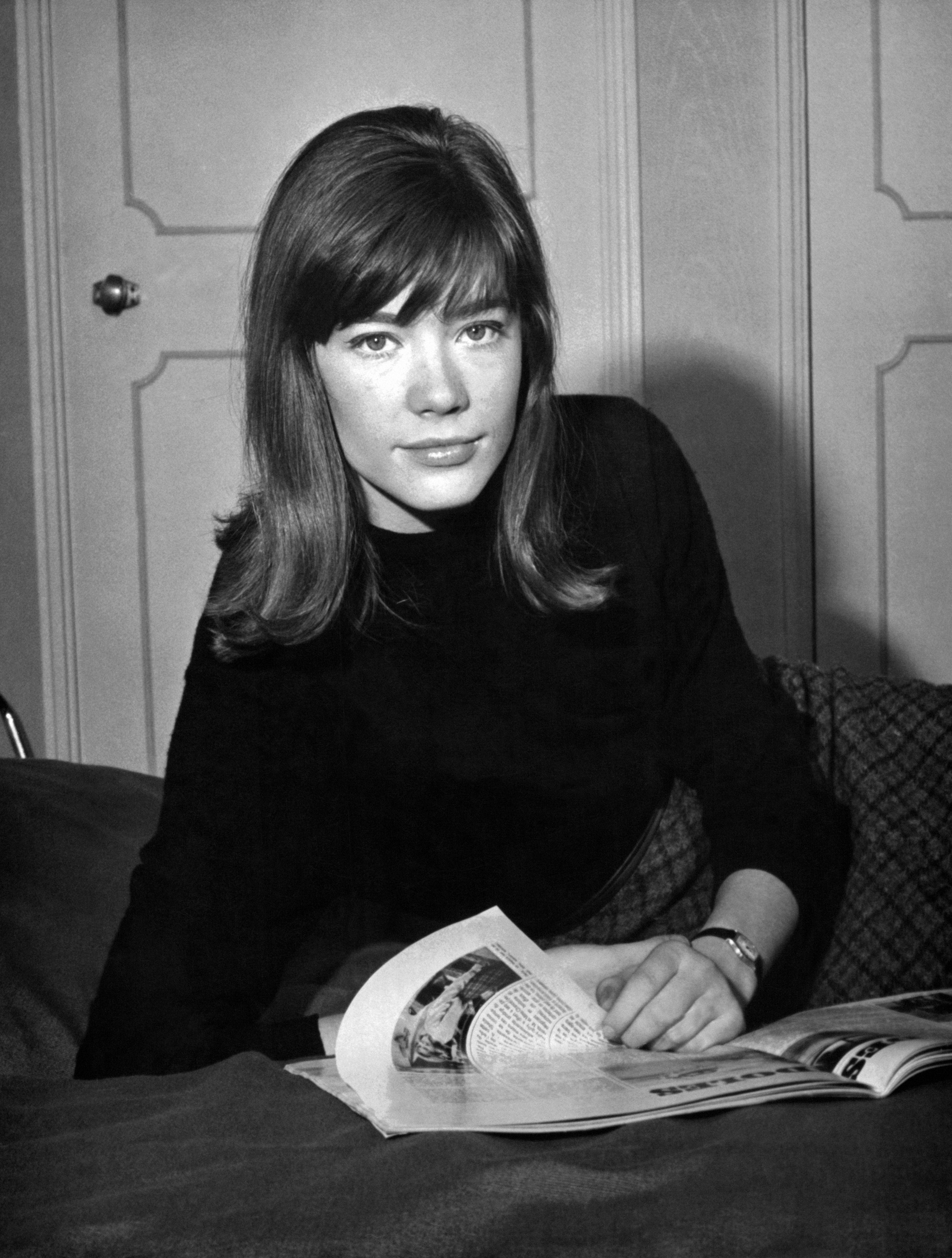 Françoise Hardy...