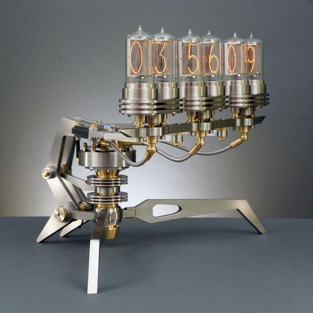 frank buchwald nixie machine iii