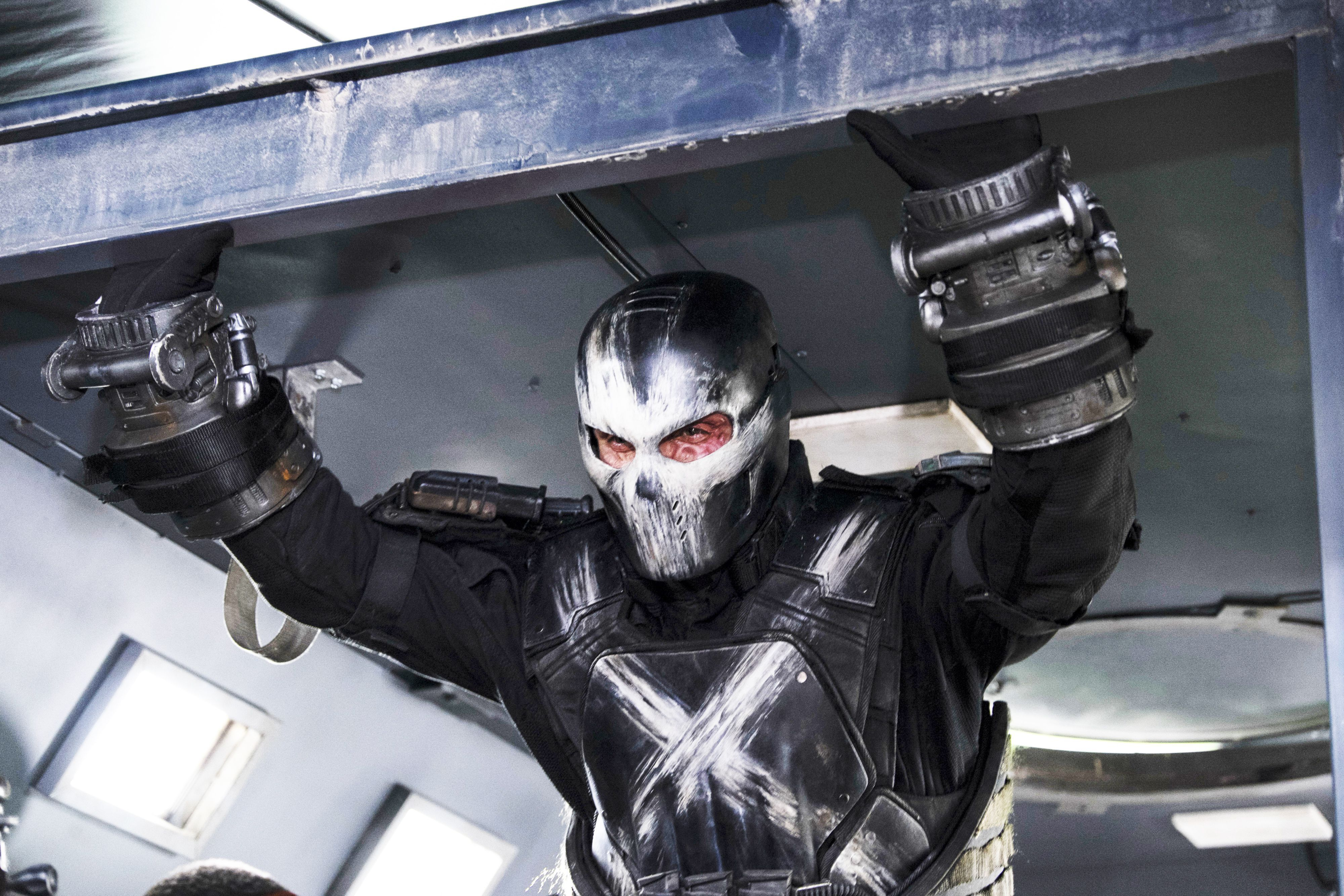 Captain America Civil War Crossbones Concept Art