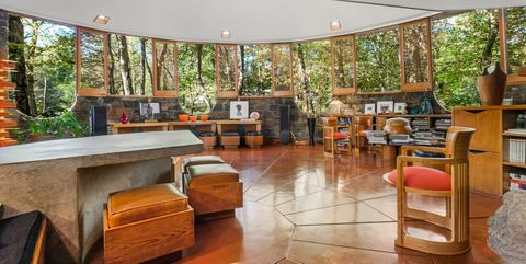 5 Frank Lloyd Wright Houses For Right Now