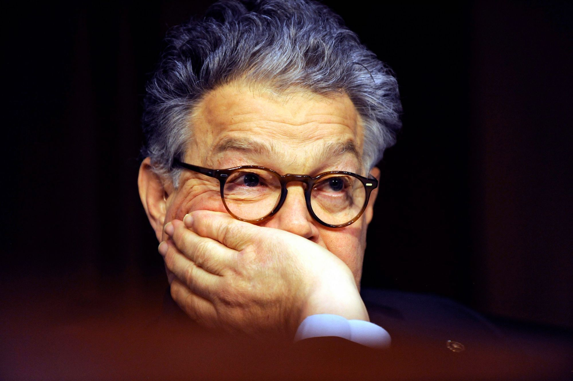 Al Franken's Defenestration Is a Portrait of the Democratic Party