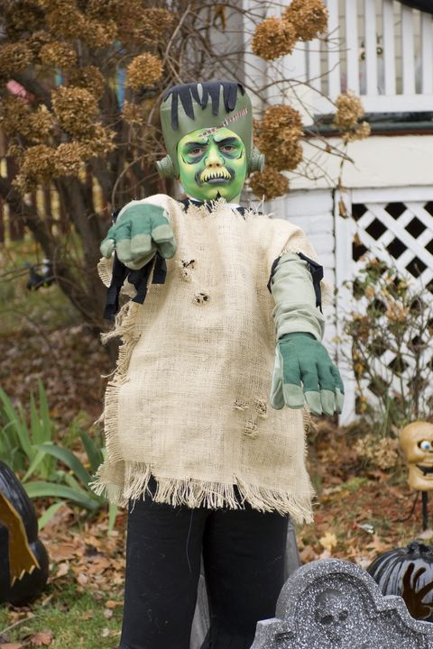 frankenstein diy kid costumes