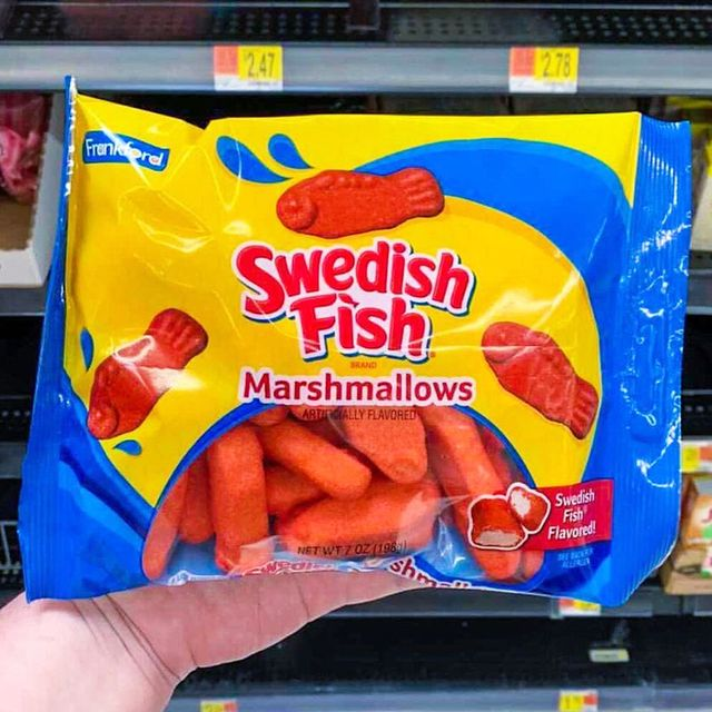 frankford candy swedish fish marshmallows