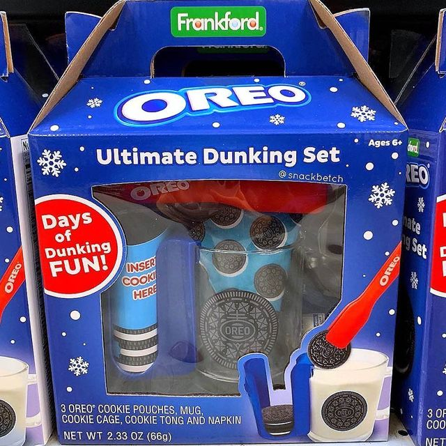 frankford oreo ultimate dunking set