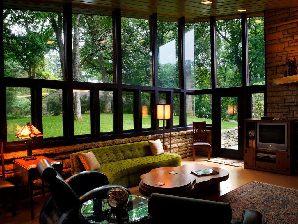 Frank Lloyd Wright Vacation Houses