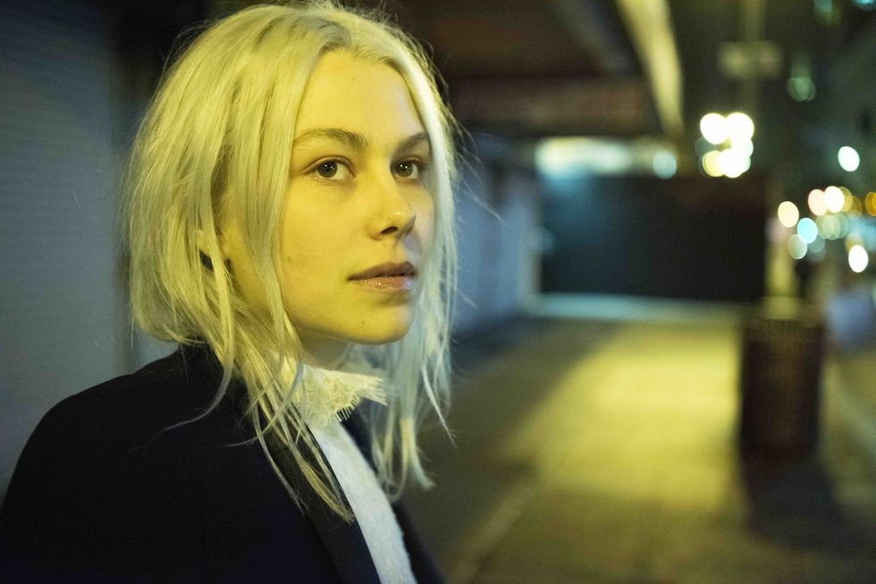 Phoebe Bridgers Shares How Men Can Help the Women in Their Lives