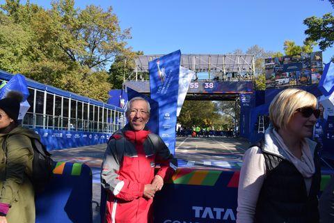 Frans-Bekers-Finish-New-York-City-Marathon
