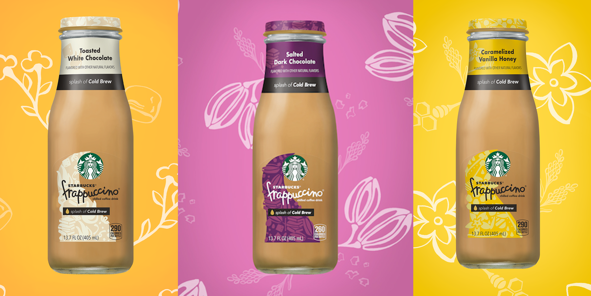 Starbucks Releases 3 New Bottled Frappuccino Flavors in ...