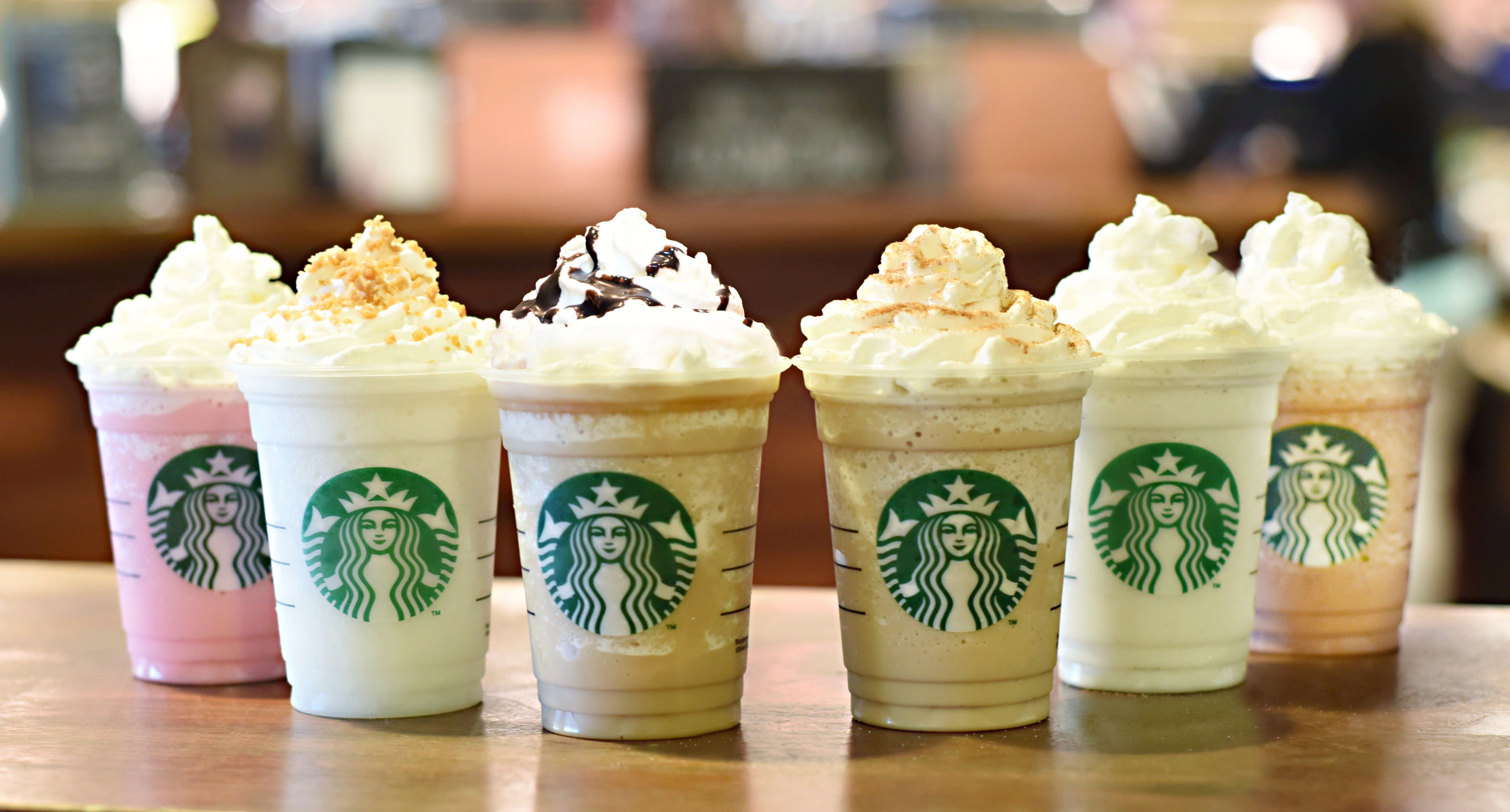 Take Care Of Your Starbucks Frappuccino Fix: They're Half Off Today