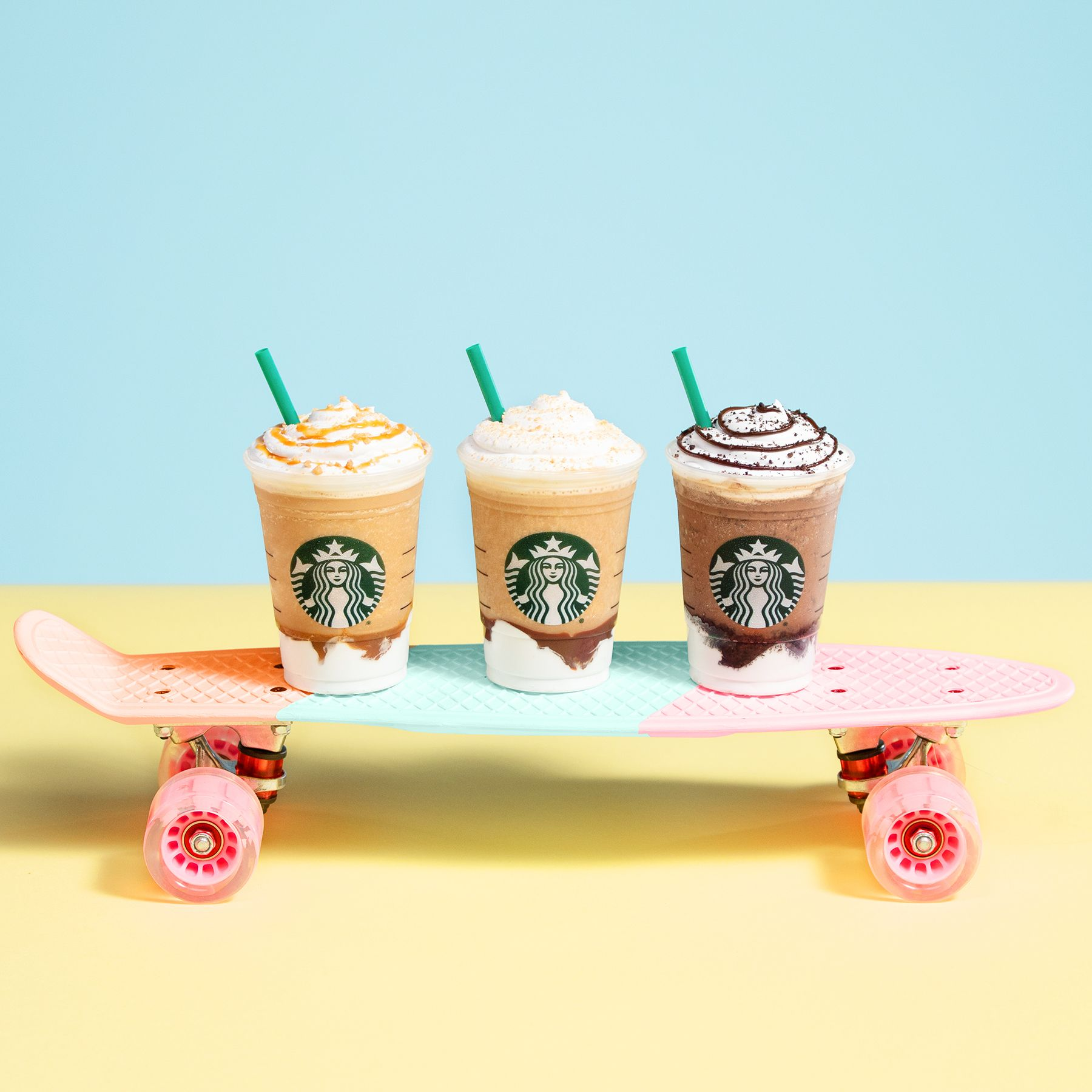 Grab A Friend: Starbucks Is Selling BOGO Frappuccinos Today