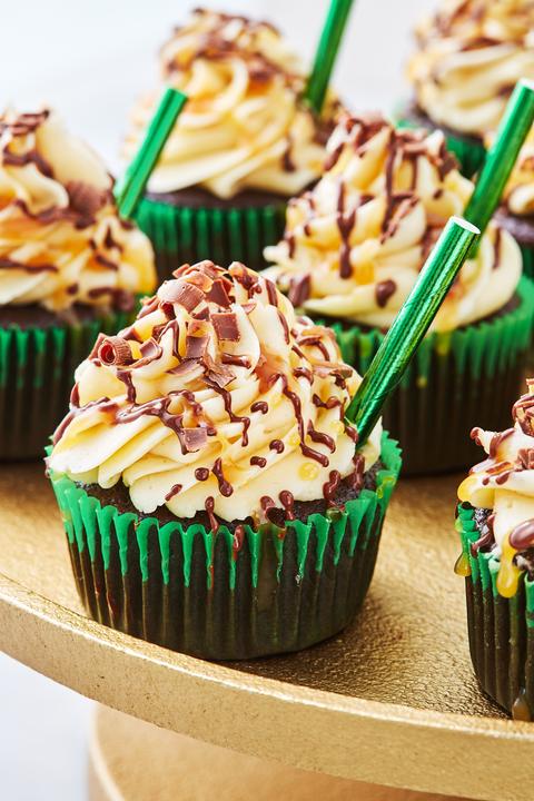 Frappucino Cupcakes - Delish.com