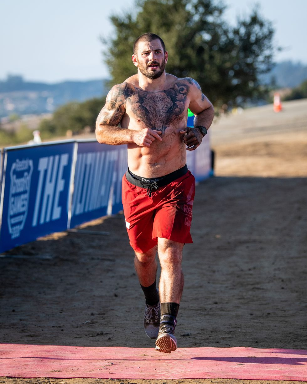 5-Time CrossFit Games Winner Mat Fraser Announces His Retirement thumbnail