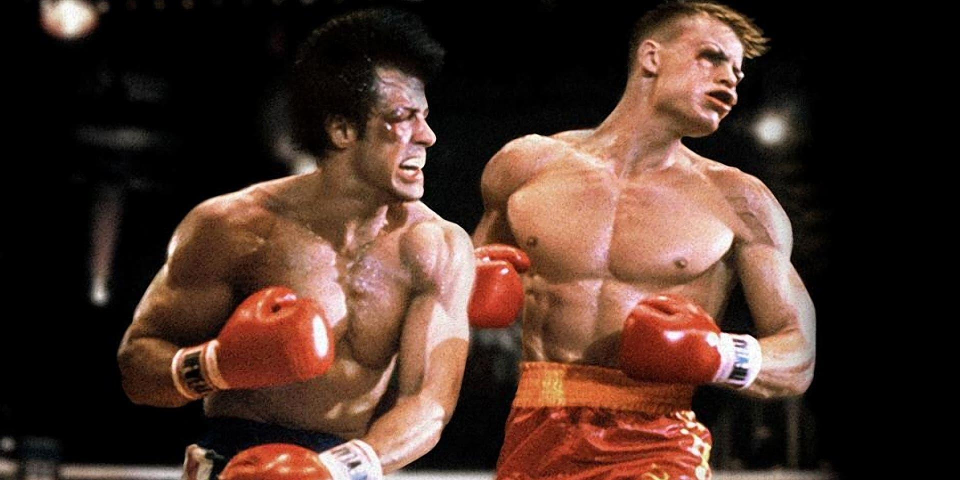 Rocky contra Ivan Drago