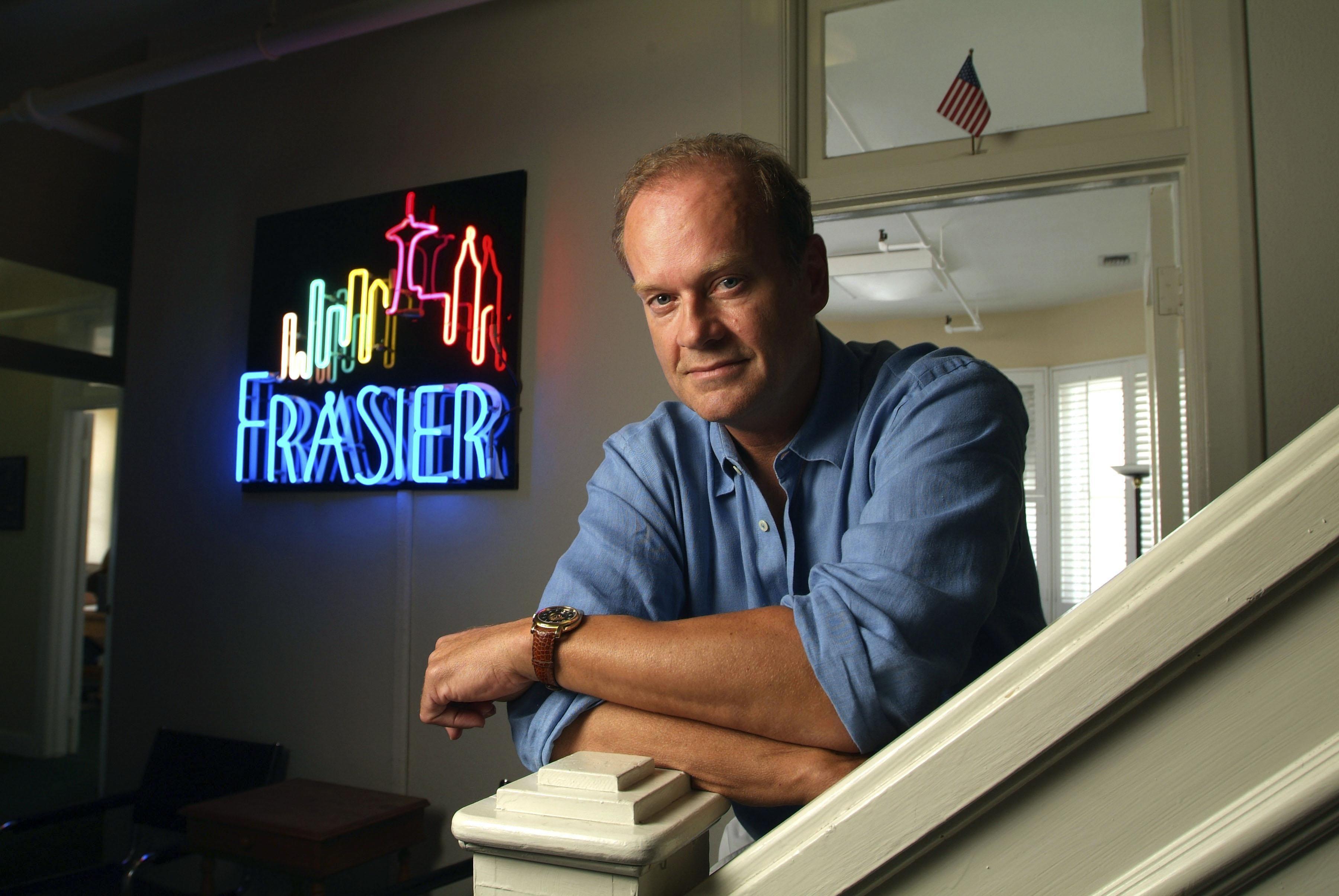 Frasier Nueva Serie - Kelsey Grammer Habla del Regreso de Frasier