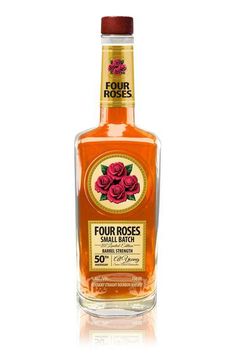 Bourbon Bottle