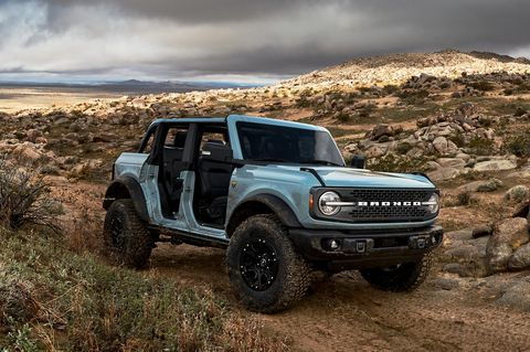 2021 ford bronco sasquatch