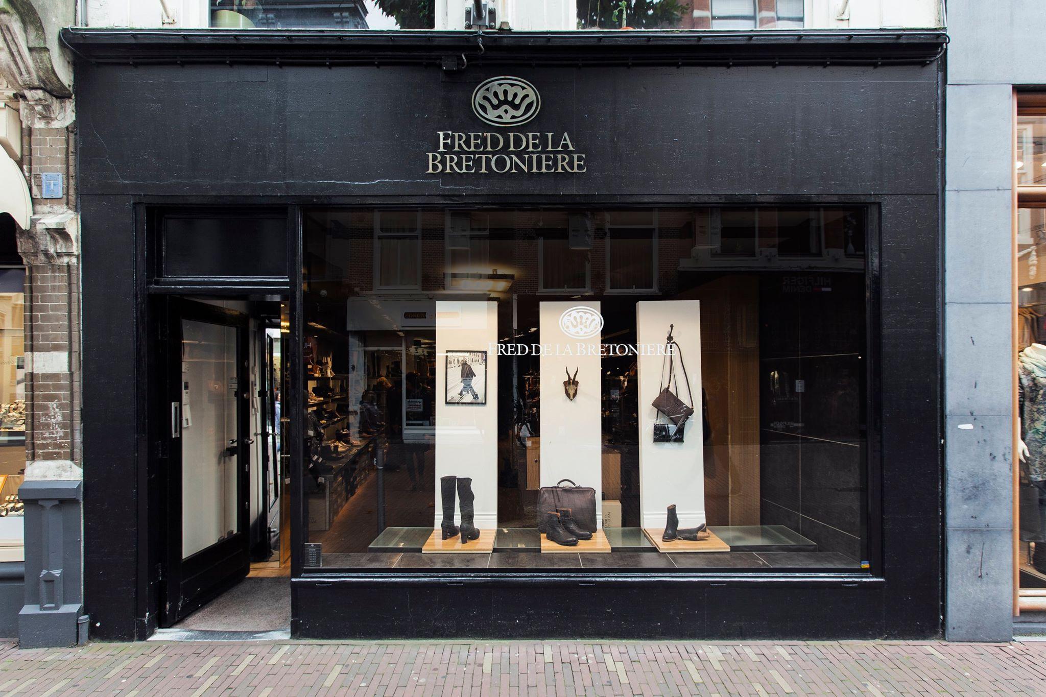 Fred de la Bretoniere en Shabbies Amsterdam maken een doorstart