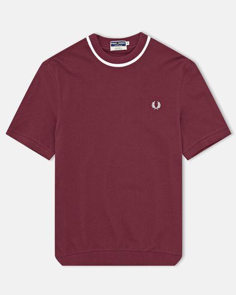 camiseta punto americana