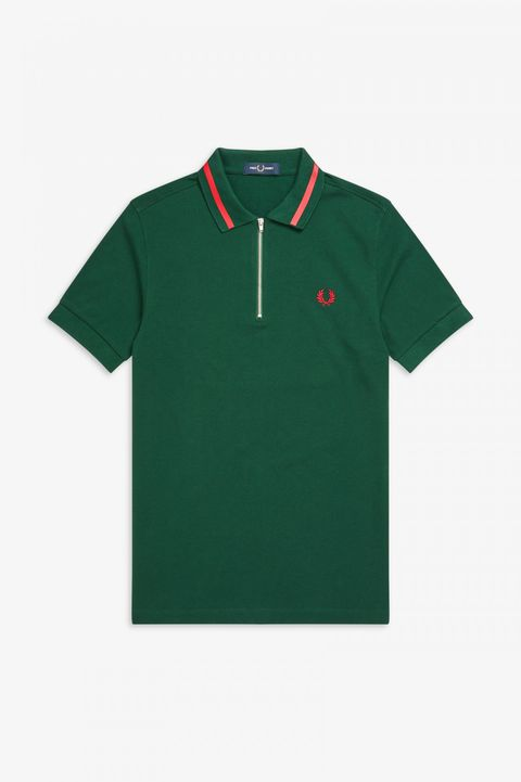 polo, polo manga corta, fred perry