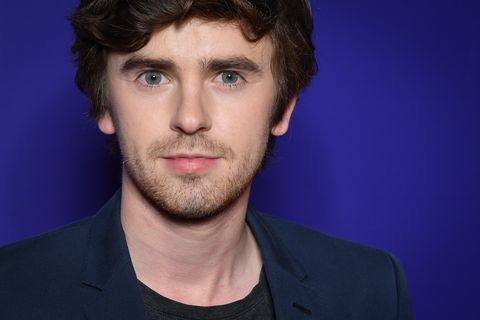 Freddie Highmore- Opening Ceremony : 2nd Series Mania Festival In Lille