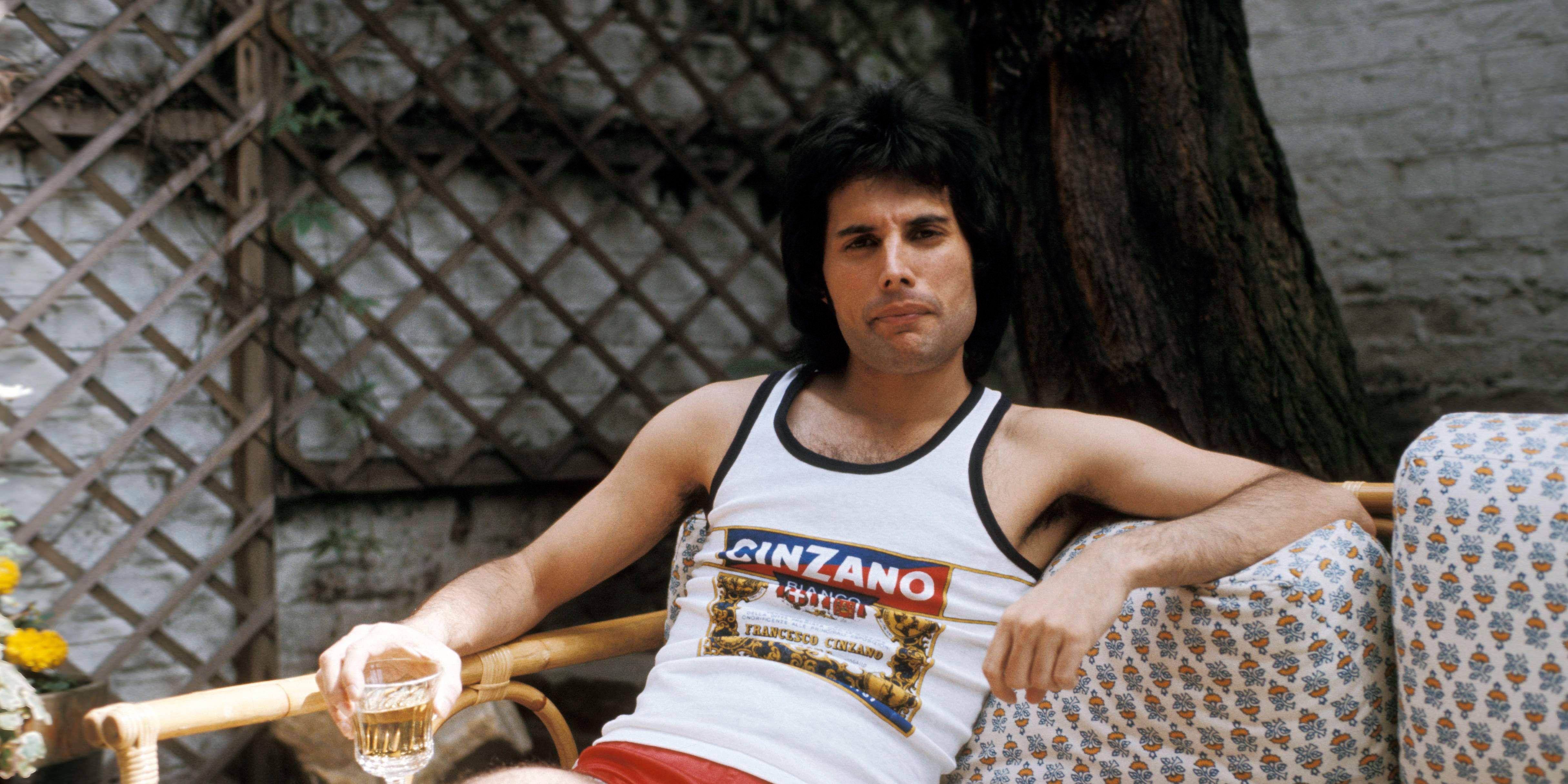 Freddie Mercury curiosidades