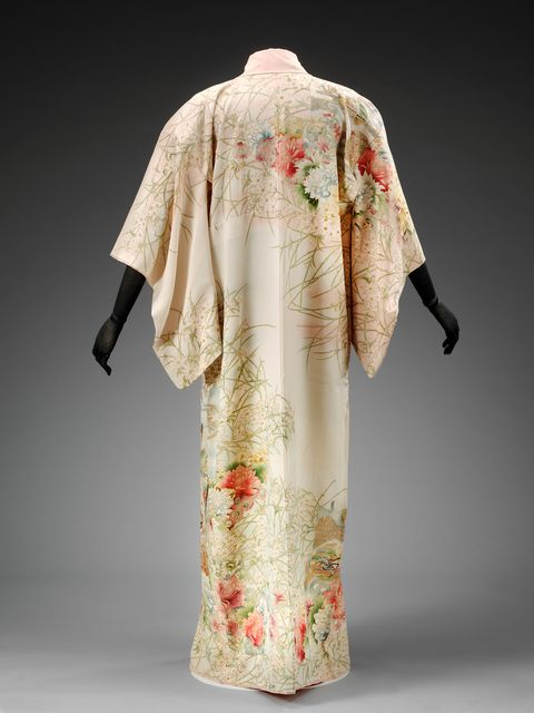 The kimono owned by the late Freddie Mercury (Courtesy of the Victoria & Albert Museum)